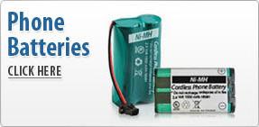 battery operated answering machine