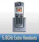 Motorola 5.8GHz Extra Handsets