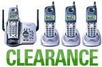 Panasonic Four Handset Phones panasonic kx tg5634m