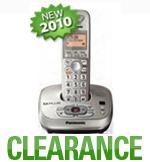 Panasonic KX-TG4021N KXTG4021N KX TG4021N DECT 6.0 Cordless Phone w/ A