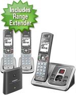 uniden d2380 3 w range extender