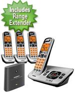 uniden d1680 4 w range extender