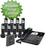 uniden d3288 8with range extender