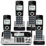 DECT 6 Cordless Phones Four or More Handsets vtech vs113 4