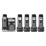 Cordless Phones with Answering Machines panasonic kx tg785sk