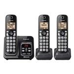 Three Handset Phones panasonic kx tg833sk