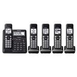 Panasonic Cordless Phones panasonic kx tg6145sk