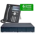 IP Office 500 avaya 700476005 9508 4co 6pack