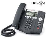 3 Line VoIP Phones polycom 2200 12450 001