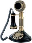 Novelty Phones paramount roman column