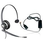 Plantronics EncorePro HW291N with A10-R Monaural Wideband USB Headset