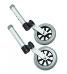 Lumex Lum603850a Swivel Walker Wheels