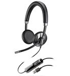 Plantronics Monaural Corded Headsets.htm plantronics blackwire C725 m
