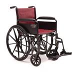 Everest and Jennings 3G011540 24x18 Traveler HD Wheelchair