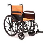 Everest and Jennings 3E013250 16x16 Traveler SE Wheelchair