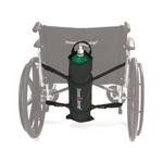 Everest and Jennings EJO2BAG07 Wheelchair O2 Cylinder Holder Bag