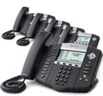 Polycom 2200-12651-001-5 SoundPoint IP 650 6-Line IP Phone w/ AC