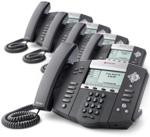 Polycom 2200-12550-025-5 SoundPoint IP 550 4-Line IP Phone (POE)