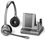Wireless Headset Systems plantronics 81802 01