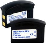 Sennheiser BW900 Sennheiser Batteries