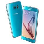 Samsung Galaxy S6 Euro 32GB / G920F-Blue Factory Unlocked GSM Mobile P