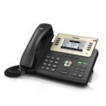 6 Line Voice Over IP Phones yealink sip t27p