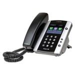 6 Line Voice Over IP Phones polycom vvx 500 skype for business