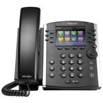 6 Line VoIP Phones polycom 2200 48400 025