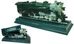 novelty locomotive train phone
