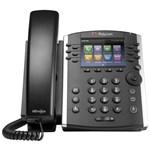 6 Line Voice Over IP Phones polycom lync vvx 400 12 line desktop phone
