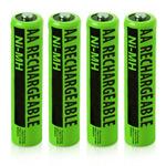 uniden nimh aa batteries 4 pack