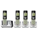 4 Handsets  vtech cs6719 4