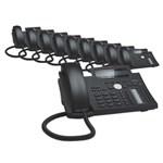 SNOM D345 (10-Pack) D345 Desk Telephone