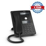6 Line Voice Over IP Phones SNOM D745