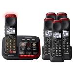 5  Handsets panasonic kx tgm430b 5 kx tgma44b