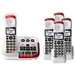 5  Handsets panasonic kx tgm420w 4 kx tgma44w