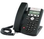 2 Line VoIP Phones polycom 2200 12360 001