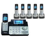 VTech Multi Line Phones VTech ds 6151 5 ds 6101