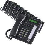 Panasonic KX-T7736B (10 Pack) Speakerphone Telephone With LCD
