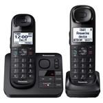 Cordless Phones with Answering Machines panasonic kx tgl432b