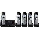 Cordless Phones with Answering Machines panasonic kx tge445b