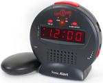 Sonic Alert Alarm Clocks sonic alert sonic bomb sbj 525 ss