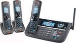 Cordless Phones Three Handsets uniden dect4086 3