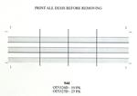 ATT Replacement Parts att desi paper 944