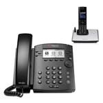 6 Line Voice Over IP Phones polycom 2200 48350 025