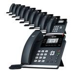 6 Line Voice Over IP Phones yealink t42s