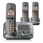 Three Handsets  panasonic kx tg4133m