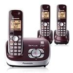 Talking Caller ID panasonic kx tg6573r r