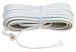 ATT Telephone Accessories att linecord25foot white