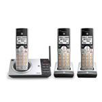 ATT Three Handset Cordless Phones att cl82307